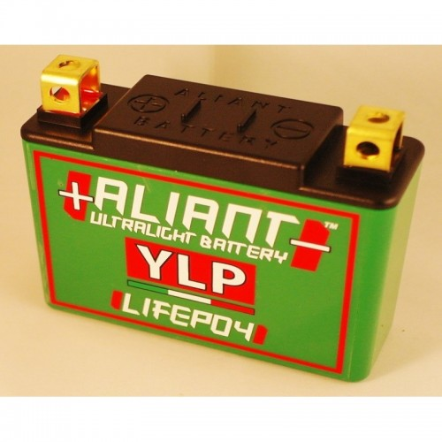 Aliant YLP05 5.0AH ALICHEM Lifepo4 Battery