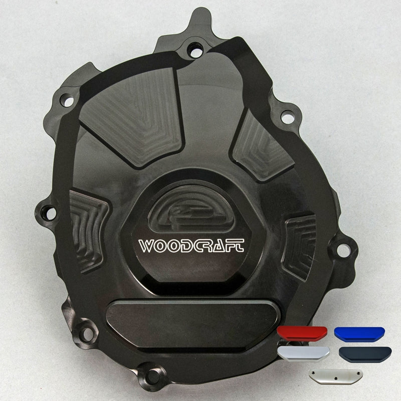 Woodcraft 2015+ Yamaha R1 / R1S / R1M LHS Stator Cover