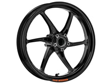 Load image into Gallery viewer, OZ Racing - Cattiva Magnesium 6 Spoke Front Wheel (Gold, Gloss Black, & Matte Black)