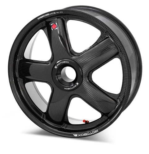 ROTOBOX RBX2 Carbon Fiber Wheel Set- Convex - Ducati