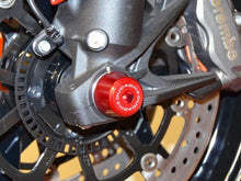 Load image into Gallery viewer, Ducabike PFAN03 Front Axle Sliders