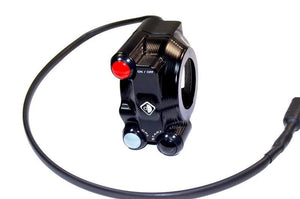 Ducabike CPPI10 Ducati Panigale V4 Throttle Housing with Buttons
