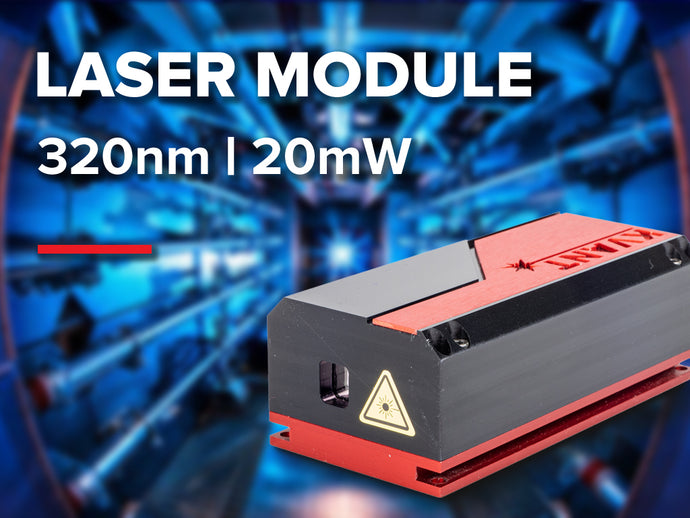 320nm|20mW laser modules available again