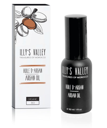 Huile d'argan - Illy's Valley