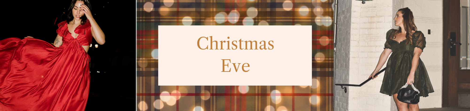 Christmas Eve Outfit Ideas