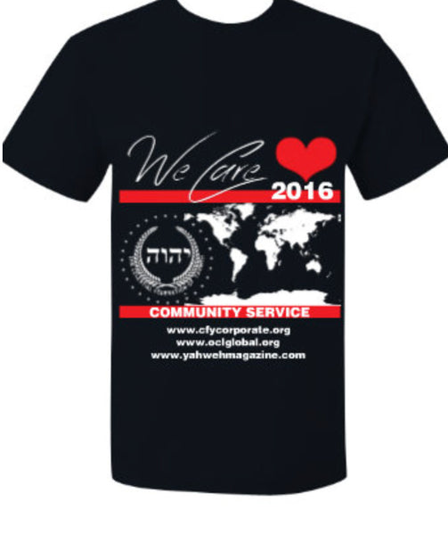 CFY Corporate Community Service T-Shirt (2016 Standard)