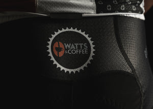 Watts & Coffee - Absolute Cycling Bibs