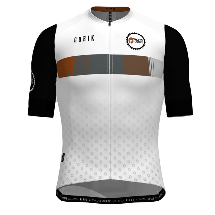 Watts & Coffee - Light Roast Cycling Jersey