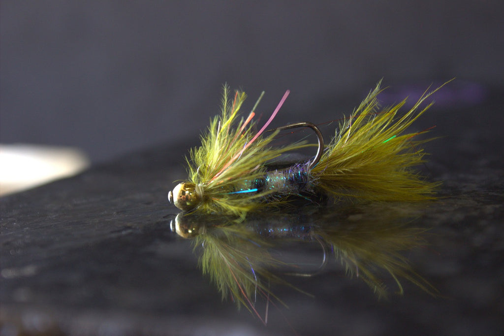 Balanced Perch Minnow