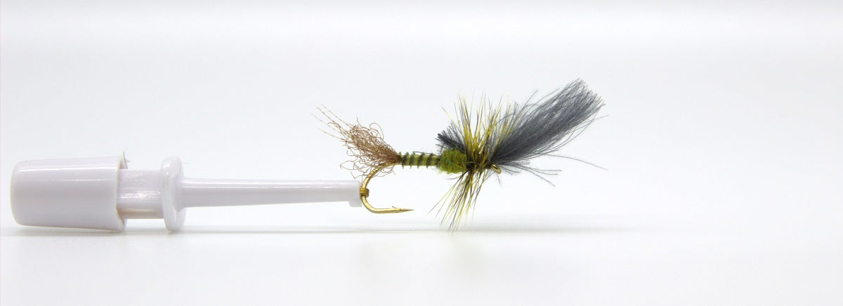 Last Chance Cripple Green Drake Dry Fly