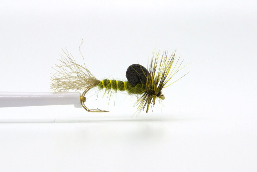 Foam Emerger Drake Dry Fly