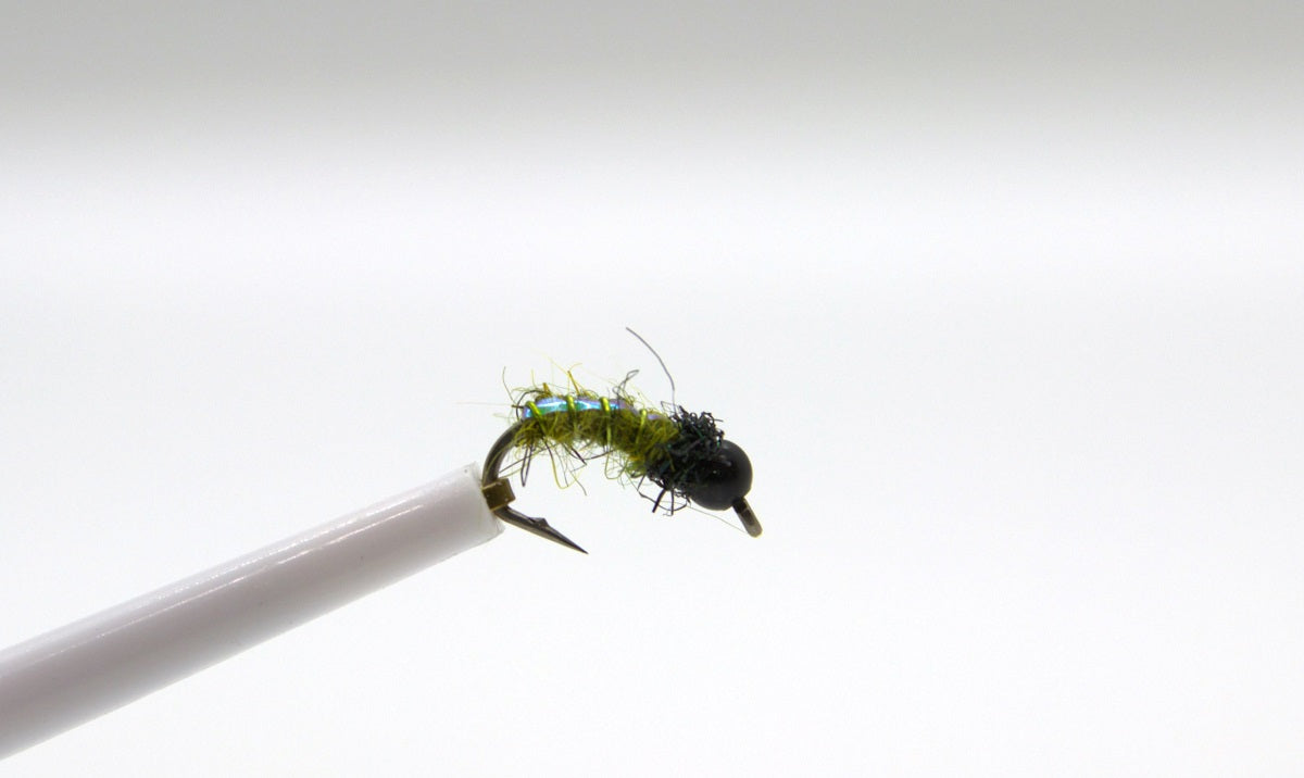 Nelson's Electric Caddis