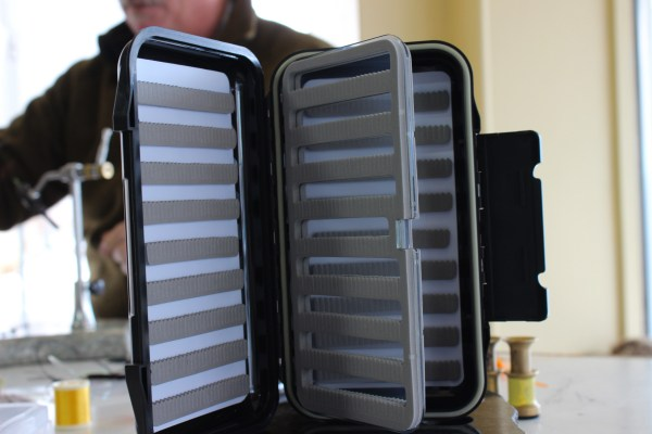 Waterproof All-In-One Fly Box