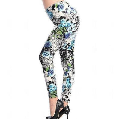 Stylish Printed Leggings