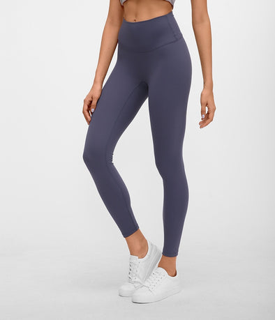 Casual Plain Fitness Leggings