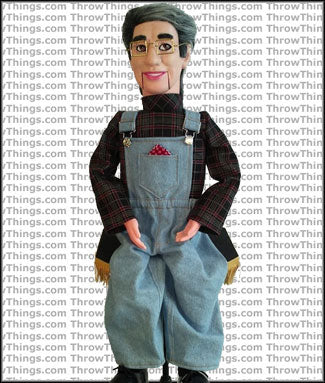 Gramps Classic Ventriloquist Dummy - OUT OF STOCK