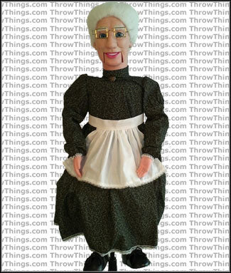 Granny Supreme Ventriloquist Dummy - Out Of Stock