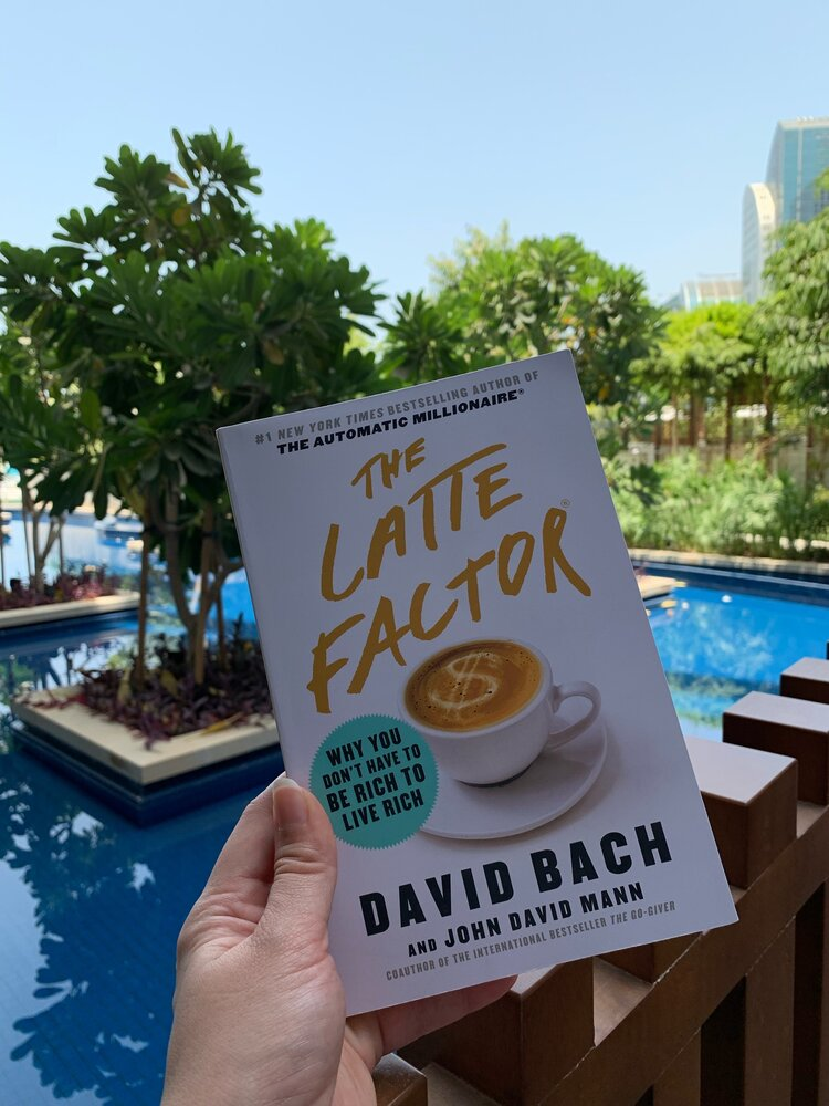 The Latte Factor ~ By David Bach