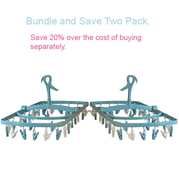 Clothes Airers Bundle and Save Pack