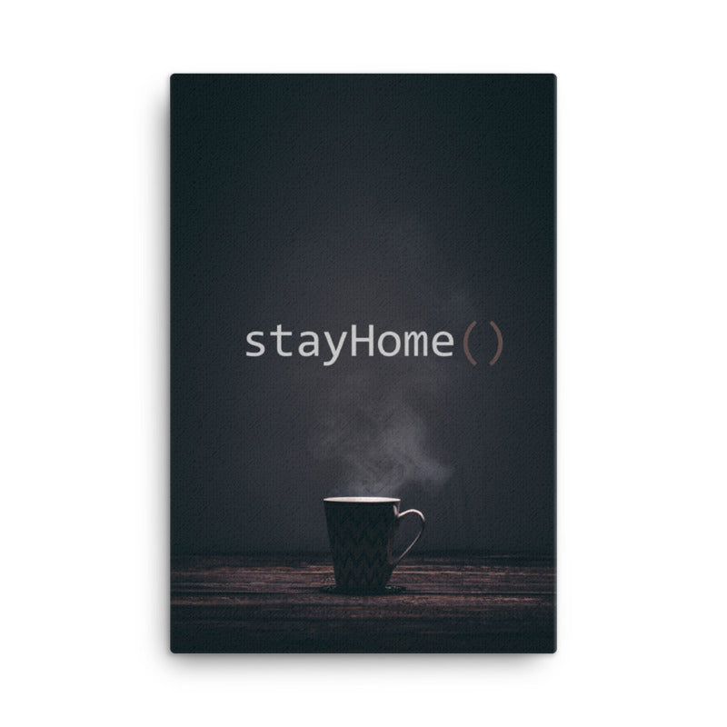 stayHome() - Garrigans Shop
