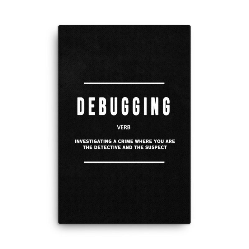 Debugging - Garrigans Shop