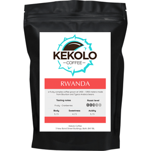 Rwanda Single Origin Coffee - 250g