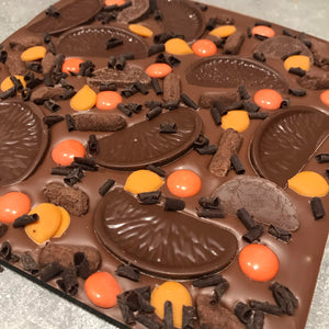 Chocolate Orange Slab