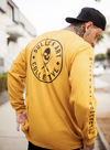 EVER LONG SLEEVE VINTAGE MUSTARD