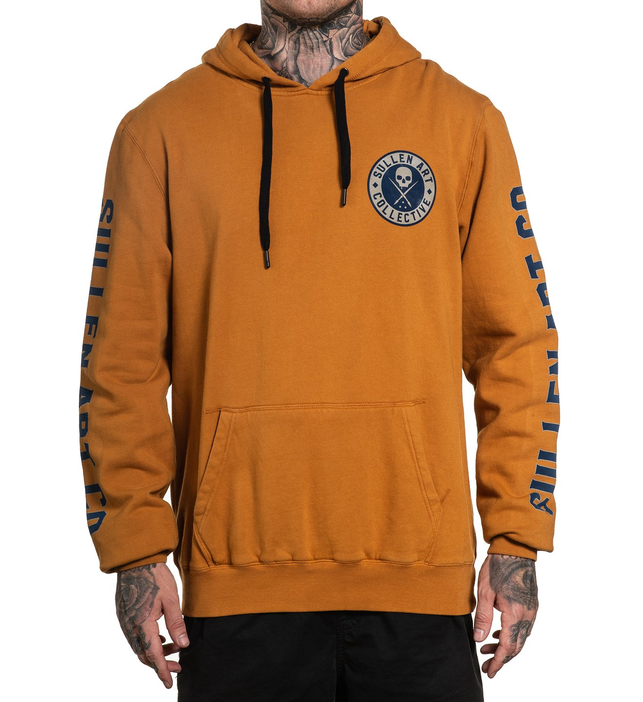 BOH PULLOVER HONEY ORANGE