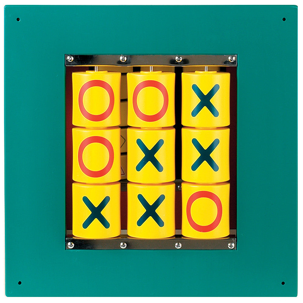 Busy Cube Tic Tac Toe Wall Mirror