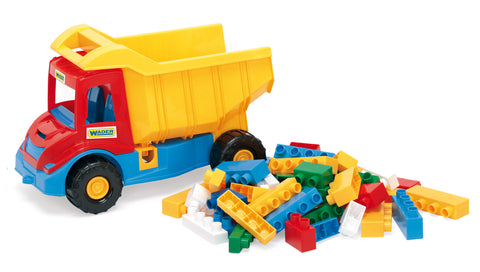 Multi Truck with Blocks