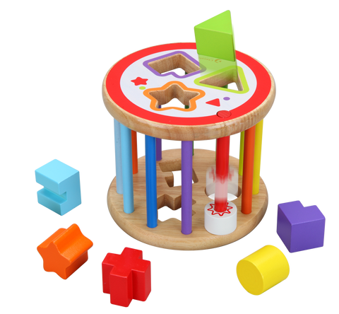 Classic World Shape Sorter