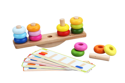 Balance Stacking Game