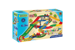 Kid Cars City 6.3m