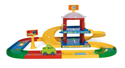 Kid Cars 3d - Garage 2 Levels