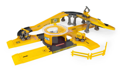 Kid Cars Highway Construction Set