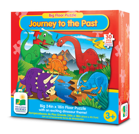 Big Floor Puzzles - Journey to the Past (NEW)