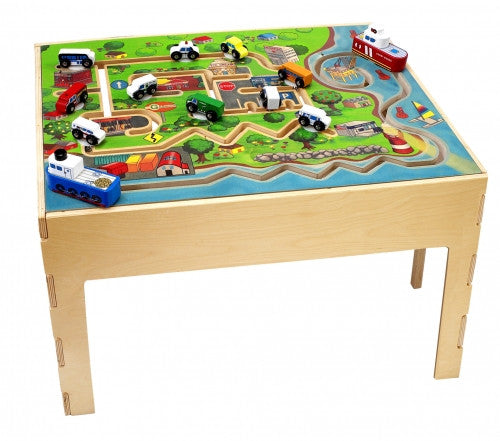 City Transportation Table