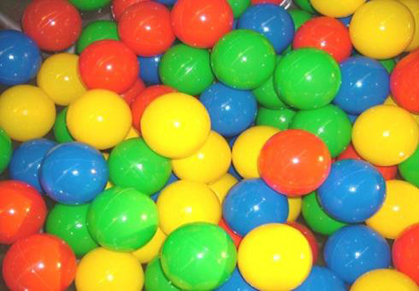 Crush-Proof Ball Pit Balls 500 piece