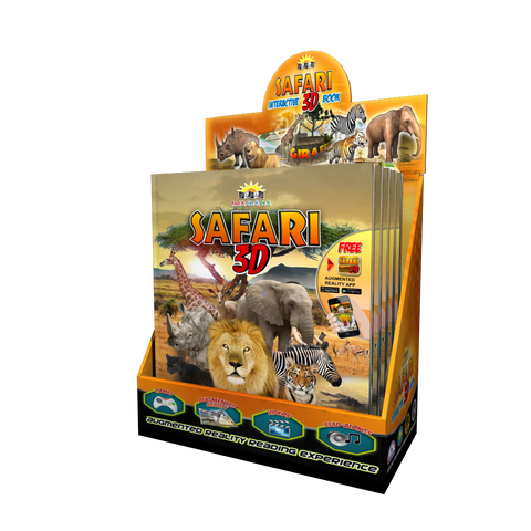 3D Safari Book