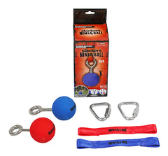 "Ninja Ball 2.5"" 2 piece including Hardware"