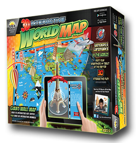 World Map Interactive Chart