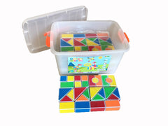 Sticky Blocks 116 piece set