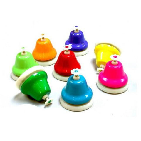 Rainbow Desk Bells