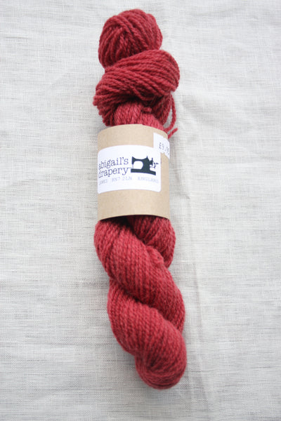 Local Vegetable Dyed Wool
