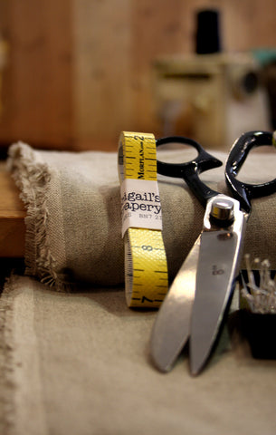 Make a Linen Apron Voucher