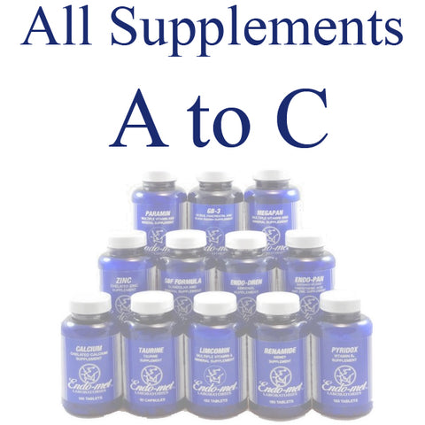 Supplements - A to C