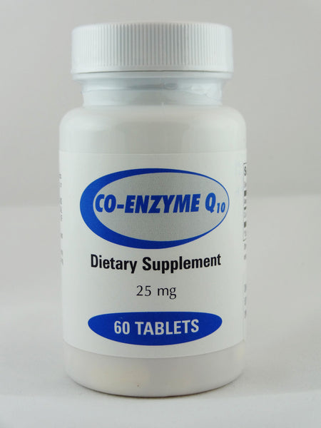 CO Q10 100mg PLUS E