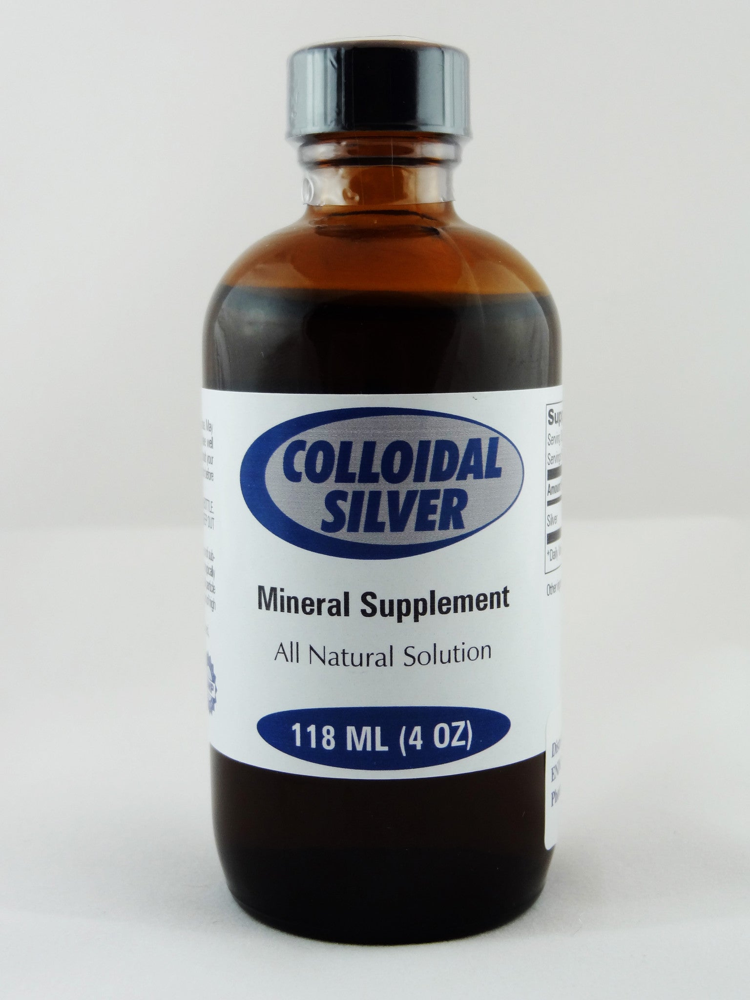 Colloidal Silver by Endo-Met