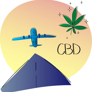 Are CBD Gummies Safe to Take on Flights?